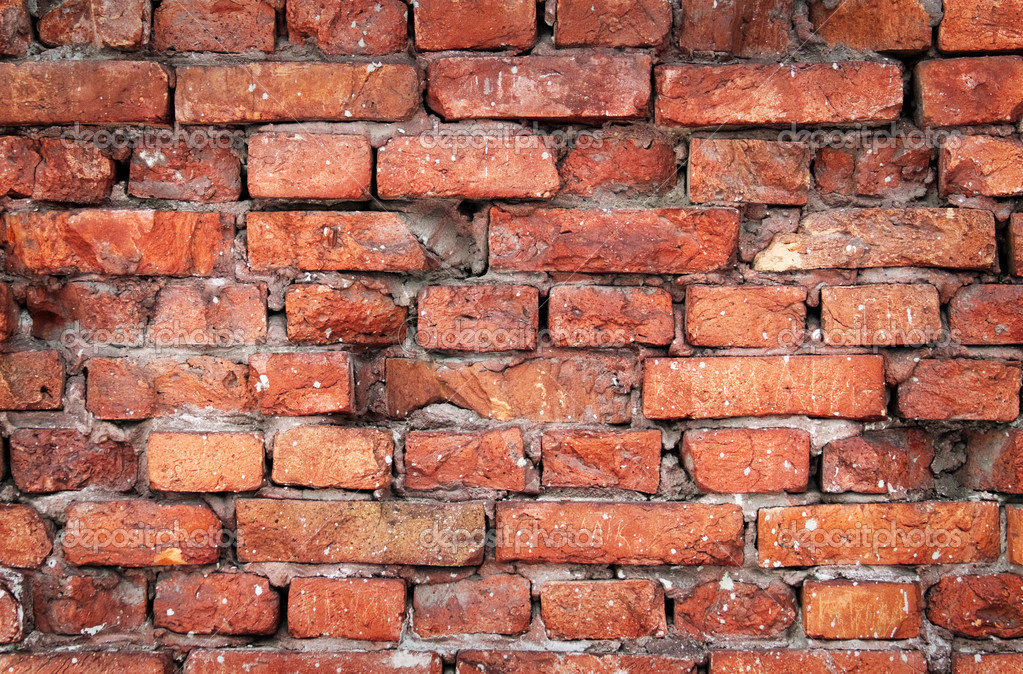 Old brick wall background — Stock Photo #3008728