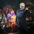 Sir Elton John live concert in Minsk, Belarus on June, 2010 — Stock Photo