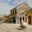 hoi an city in vietnam — Stock Photo