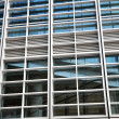 Modern building windows details - Stock Photo
