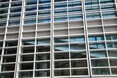 Modern building windows details — Stock Photo