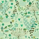 Spring Kimono II — Stock Vector #3049698