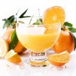 Orange juice — Stock Photo #3175786