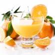 Orange juice — Stock Photo #3175786