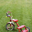 Child's bike — Stock Photo #3175817