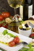 İtalyan mutfağı — Stok fotoğraf