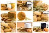 Ekmek kolaj — Stok fotoğraf