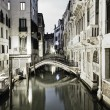 Venice at night — Foto de Stock
