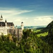 Neuschwanstein Castle — Stock Photo #3620926