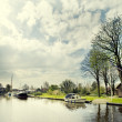 Dutch village — Stock Photo #3620936