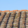 Stock Photo: Old Roof