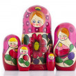 Russian Folk Art — Stock Photo