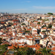 Cityscape of Lisbon in Portugal — Foto Stock