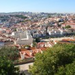 Cityscape of Lisbon in Portugal — Foto de Stock