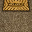 Welcome mat — Stock Photo #3905429