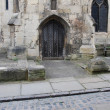 St Mary De Lode church in Gloucester UK — Stock Photo