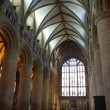 Gloucester Cathedral - Stock Photo