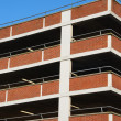 Multi-storey car park - Stock Photo
