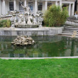 Neptune fountain in Cheltenham - Stockfoto