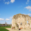 St Oswald's Priory ruins in Gloucester — Stock Photo