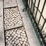 Portuguese sidewalk — Stock Photo #3906231