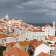 Royalty-Free Stock Photo: City view of the capital of Portugal, Lisbon