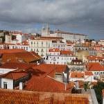 Sao Vicente de Fora church in Lisbon — Stock Photo #3906574