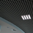 Ceiling architecture - Stock Photo