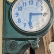 Antique wall clock — Stock Photo #3906860