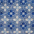 Portuguese azulejos — Stock Photo