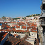 Lisbon cityscape — Stock Photo #3906967