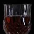 Glass of Whisky — Stock Photo