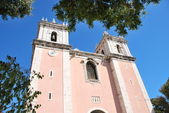Church of Santos-O-Velho in Lisbon, Portugal — Stock Photo