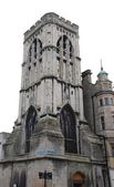 St Michaels Tower in Gloucester — Stock Photo