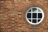 Vintage window architecture — Foto Stock