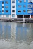 Gloucester docks — Stock Photo
