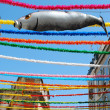 Typical Sardine on Feast Days of the Popular Saints in Lisbon - Stock Photo