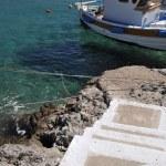 ������, ������: Greek boat