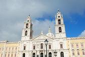 Monastery in Mafra, Portugal — Stock Photo