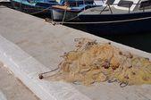 Fishing net — Stockfoto