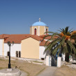 Greek church — Foto de Stock