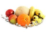 Fruit bowl — Stock Photo