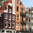 Royalty-Free Stock Photo: Amsterdam houses
