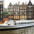 Amsterdam tourism — Stock Photo #2731226
