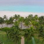 Cuban beach — Stock Photo