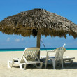 Varadero beach Cuba — Stock Photo #2733915