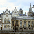 Ghent architecture — Stock Photo #2734305