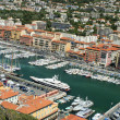 Yacht marina - Stock Photo