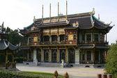 Chinese architecture — Stock Photo