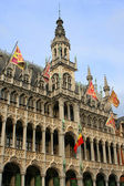 Brussels architecture — Stock Photo